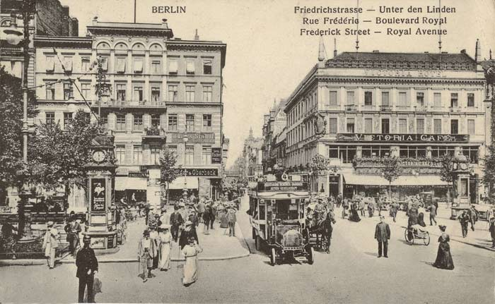 Berlin Friedriechstrasse