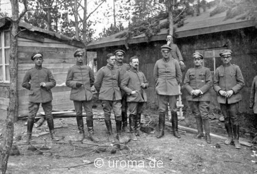 militaer-gruppe-1917
