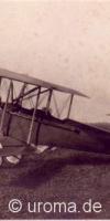 Flugzeuge von damals