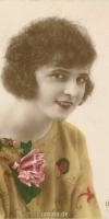Bunte, farbige Postkarten - Portraits Frauen