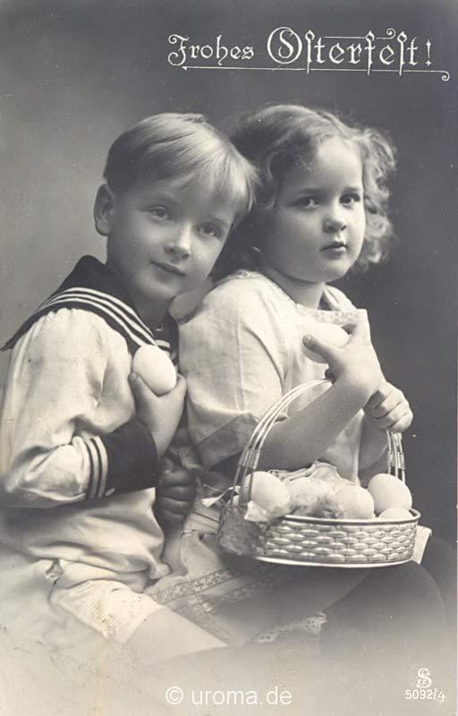 zwei-kinder-ostern