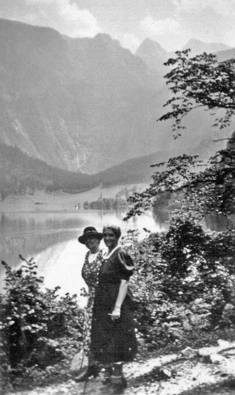 spaziergang-see-1929